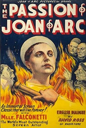 The Passion of Joan of Arc - Jeanne d'Arc'ın Tutkusu / La passion de Jeanne d'Arc 1928
