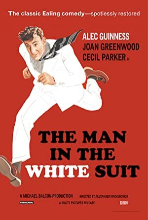 The Man in the White Suit - Beyaz Elbiseli Adam 1951