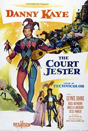 The Court Jester izle