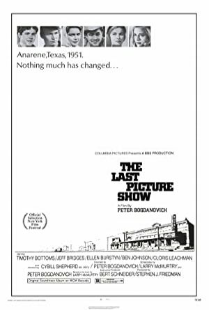 The Last Picture Show - Son Gösteri 1971