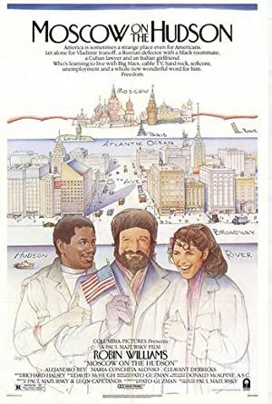 Moscow on the Hudson izle