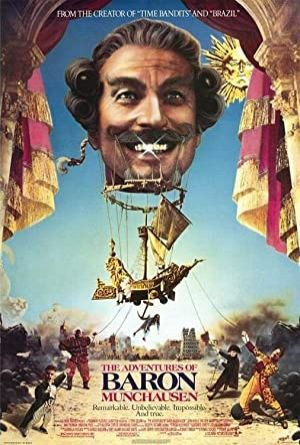 The Adventures of Baron Munchausen - Baron Munchausen'in Maceraları 1988