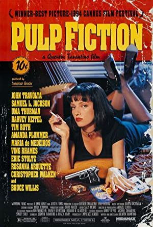 Pulp Fiction - Ucuz Roman 1994
