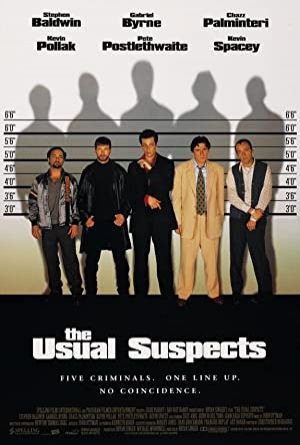 The Usual Suspects izle
