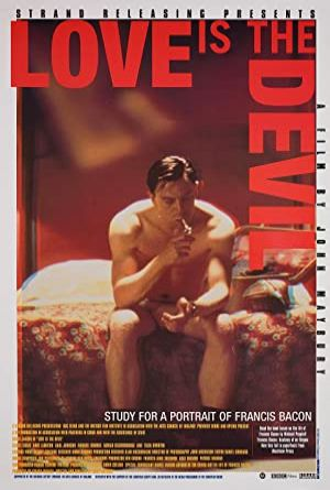 Love Is the Devil: Study for a Portrait of Francis Bacon