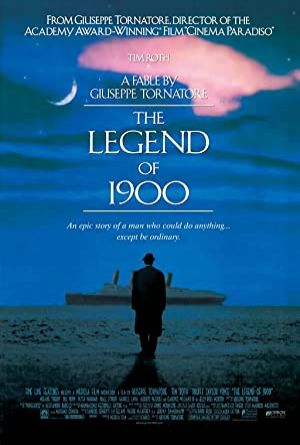 The Legend of 1900 - 1900 Efsanesi / La leggenda del pianista sull'oceano 1998