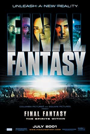 Final Fantasy: The Spirits Within - Final Fantasy 2001