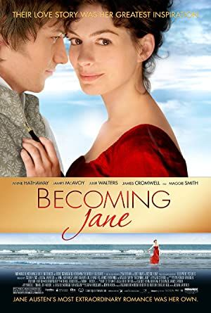 Becoming Jane - Aşkın Kitabı 2007