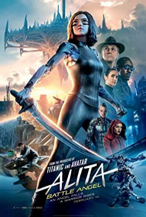 Alita: Battle Angel izle