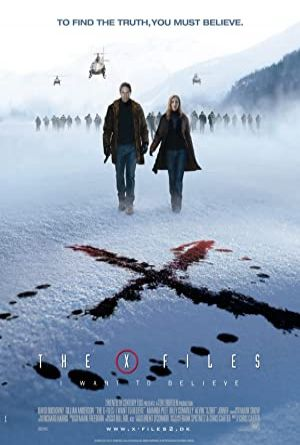 The X Files: I Want to Believe - The X-Files: İnanmak İstiyorum 2008