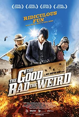 The Good, the Bad, the Weird - İyi, Kötü Ve Tuhaf / Joheunnom nabbeunnom isanghannom 2008
