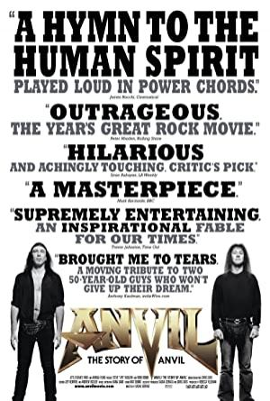 Anvil: The Story of Anvil 2008