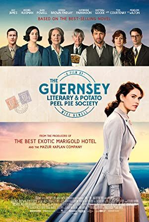 The Guernsey Literary and Potato Peel Pie Society izle