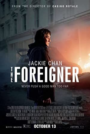 The Foreigner - İntikam 2017