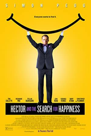 Hector and the Search for Happiness 2014