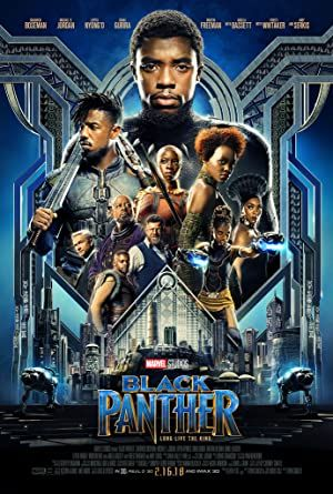 Black Panther - Kara Panter 2018