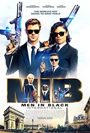 Men in Black: International - Siyah Giyen Adamlar 4: Global Tehdit