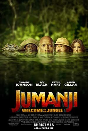 Jumanji: Welcome to the Jungle - Jumanji: Vahşi Orman 2017