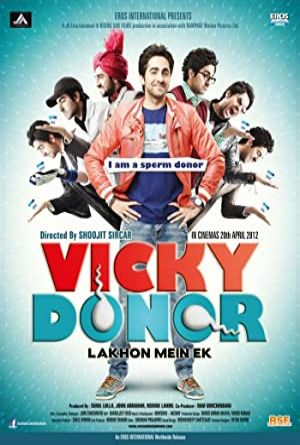 Vicky Donor 2012