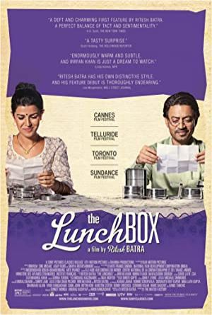 The Lunchbox - Sefertası / Dabba 2013