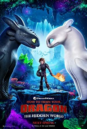 How to Train Your Dragon: The Hidden World - Ejderhanı Nasıl Eğitirsin 3: Gizli Dünya