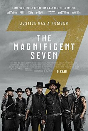 The Magnificent Seven - Muhteşem Yedili 2016