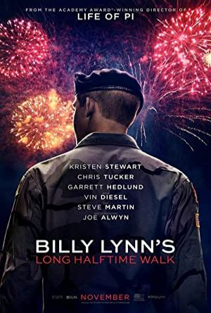 Billy Lynn's Long Halftime Walk - Billy Lynn'in Uzun Yürüyüşü 2016