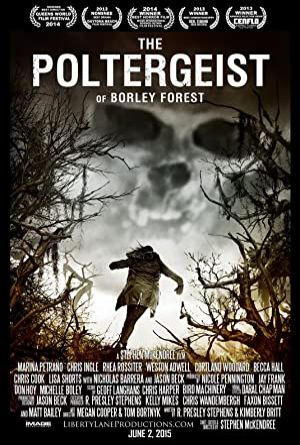 The Poltergeist of Borley Forest 2013