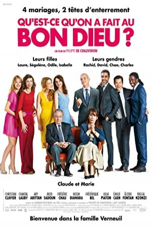 Serial (Bad) Weddings - Sürpriz Damatlar / Qu'est-ce qu'on a fait au Bon Dieu? 2014