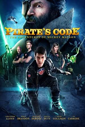 Pirate's Code: The Adventures of Mickey Matson - Korsan Kodu: Mickey Matson'ın Maceraları 2014