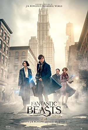 Fantastic Beasts and Where to Find Them - Fantastik Canavarlar Nelerdir, Nerede Bulunurlar 2016