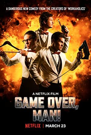 Game Over, Man! - Oyun Bitti Dostum!
