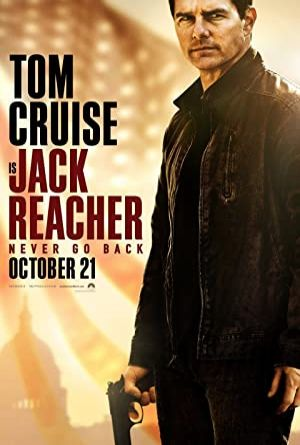 Jack Reacher: Never Go Back / Jack Reacher: Asla Geri Dönme (2016)