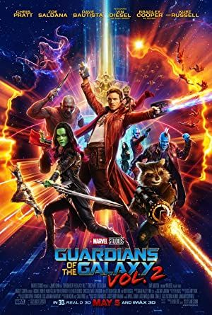Guardians of the Galaxy Vol. 2 /  (2017)