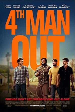 4th Man Out - Fourth Man Out 2015