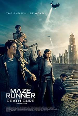 Maze Runner: The Death Cure - Labirent: Son İsyan 2018