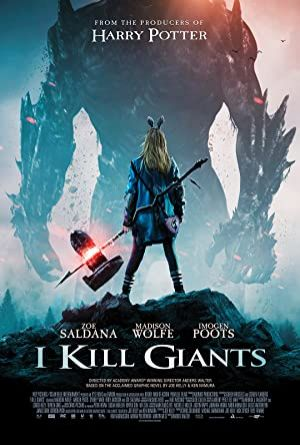 I Kill Giants izle