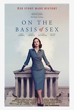 On the Basis of Sex - Eşitlik Savaşçısı