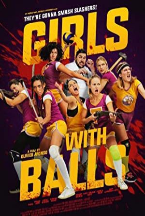 Girls with Balls izle