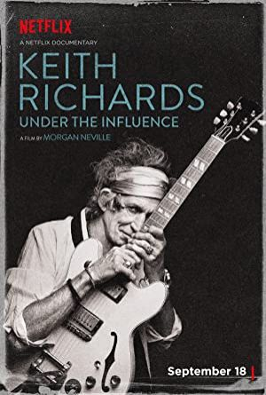 Keith Richards: Under the Influence 2015