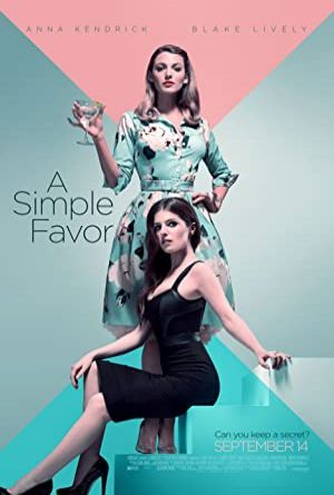 A Simple Favor izle
