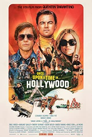 Once Upon a Time... in Hollywood izle