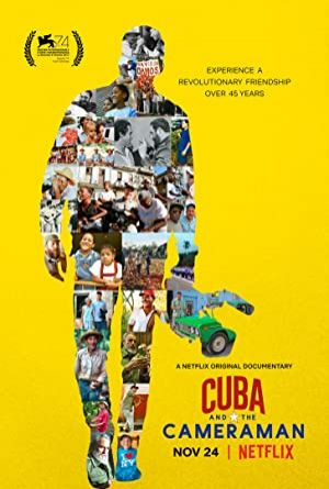 Cuba and the Cameraman - Küba ve Kameraman 2017